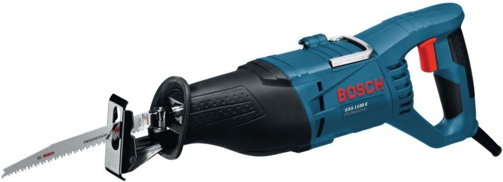 3. Sega dritta a gattuccio Bosch GSA 1110 E - 1110 Watt