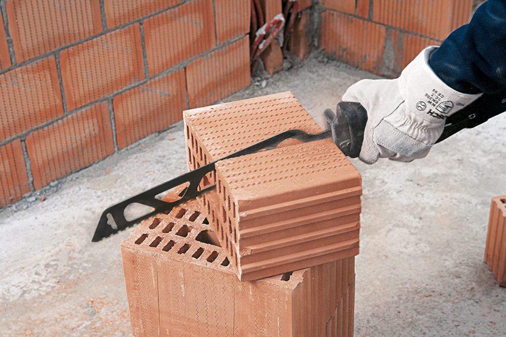 lama gattuccio per mattoni e cemento